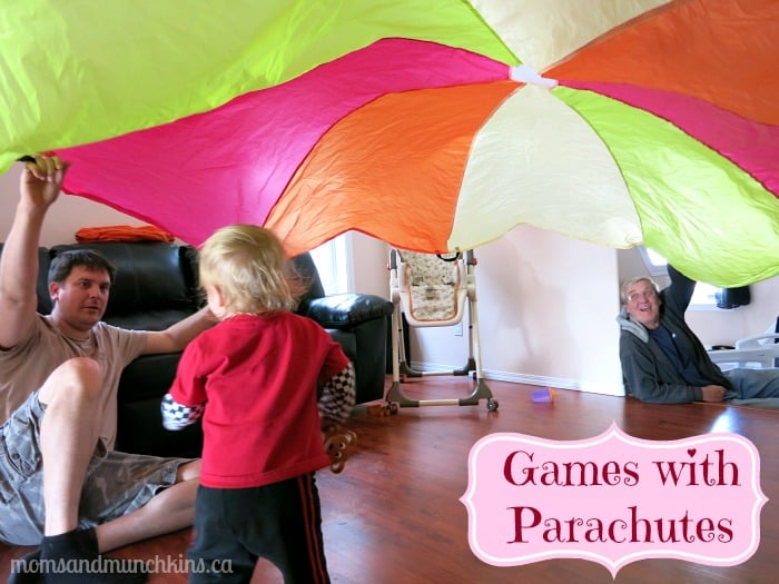 Games with Parachutes