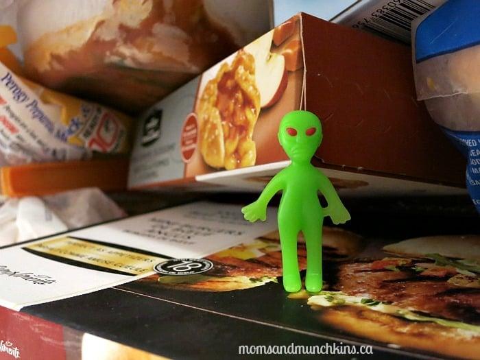 Alien Party Ideas Games