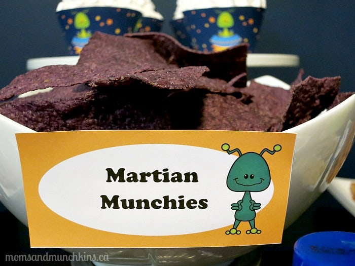 Alien Party Ideas For Kids Moms Amp Munchkins