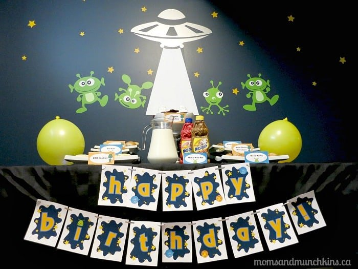 Alien Party Ideas