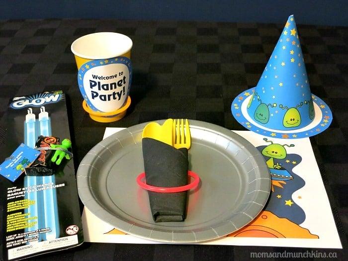 Alien Party Ideas