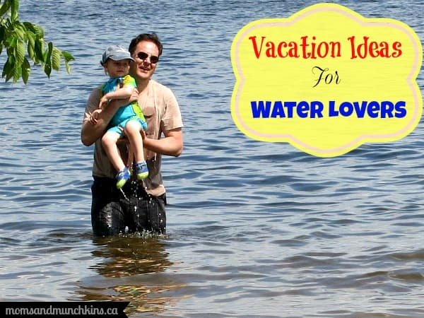 Water Park Vacations