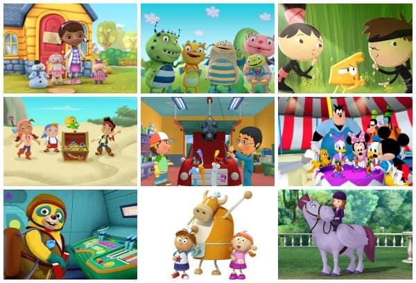 Summer Specials on Disney Junior Canada