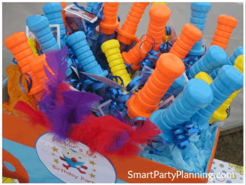 Smart Party Planning