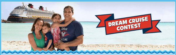 Disney Junior Dream Cruise Contest