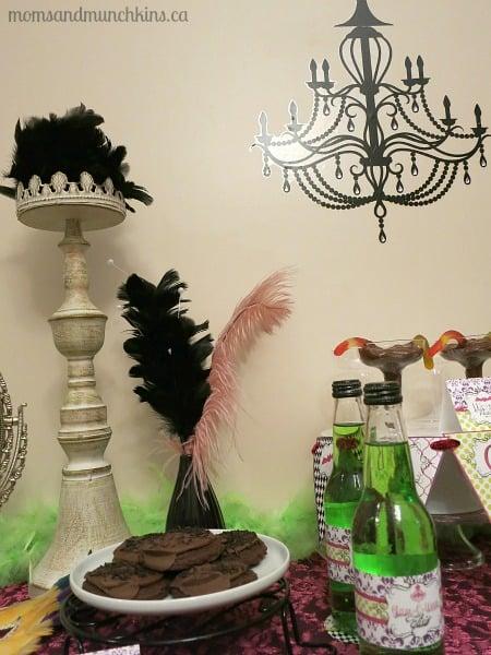 Glamoween Party