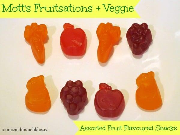 motts fruit snacks is the sugar in fruit healthy
