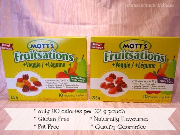 motts fruit snacks what makes fruit healthy