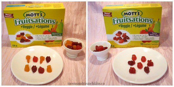 Healthy Fruit Snacks - Mott's Fruitsations