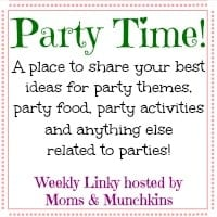 Party Ideas Linky Party