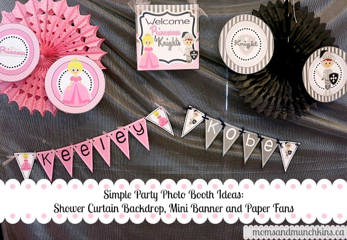 Simple Party Decorations Amp Tips Moms Amp Munchkins