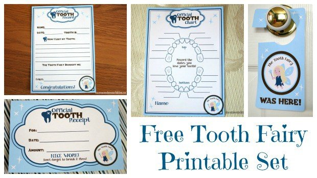 picture about Tooth Fairy Ideas Printable known as Teeth Fairy Suggestions Free of charge Printables - Mothers Munchkins