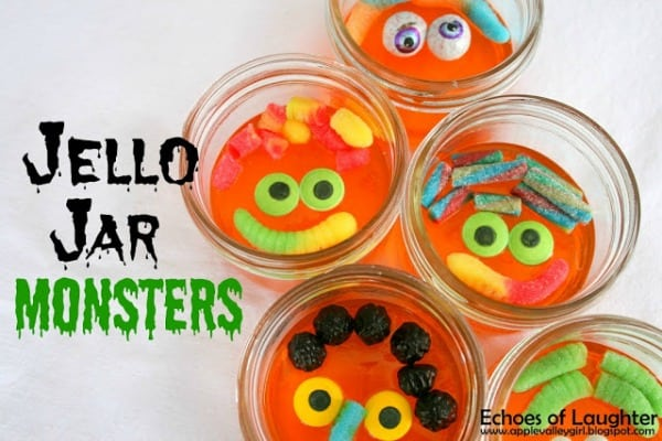 Halloween Treat Ideas