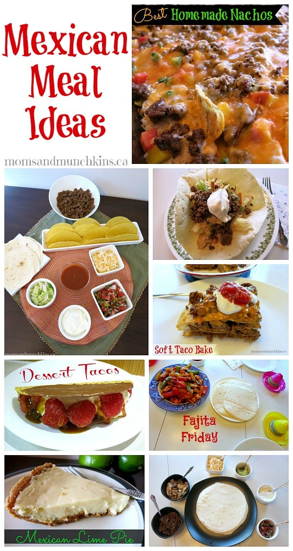Mexican Meal Ideas