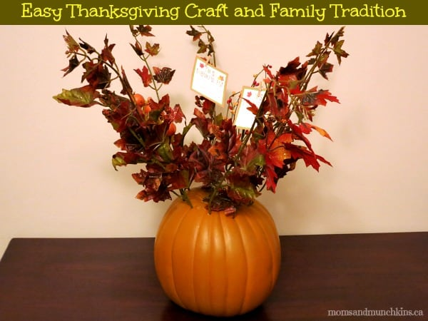 Thanksgiving Craft for Kids #Shop