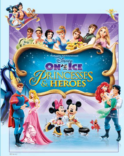 Disney Junior Canada Contest - Disney On Ice
