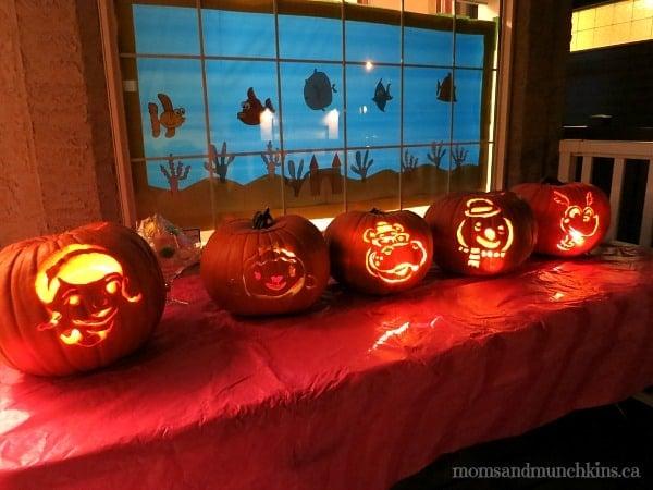 Doc McStuffins Pumpkin