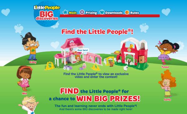 Little People Treehouse