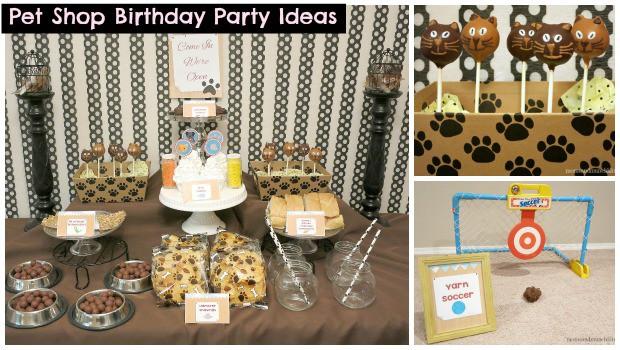 Pet Shop Party