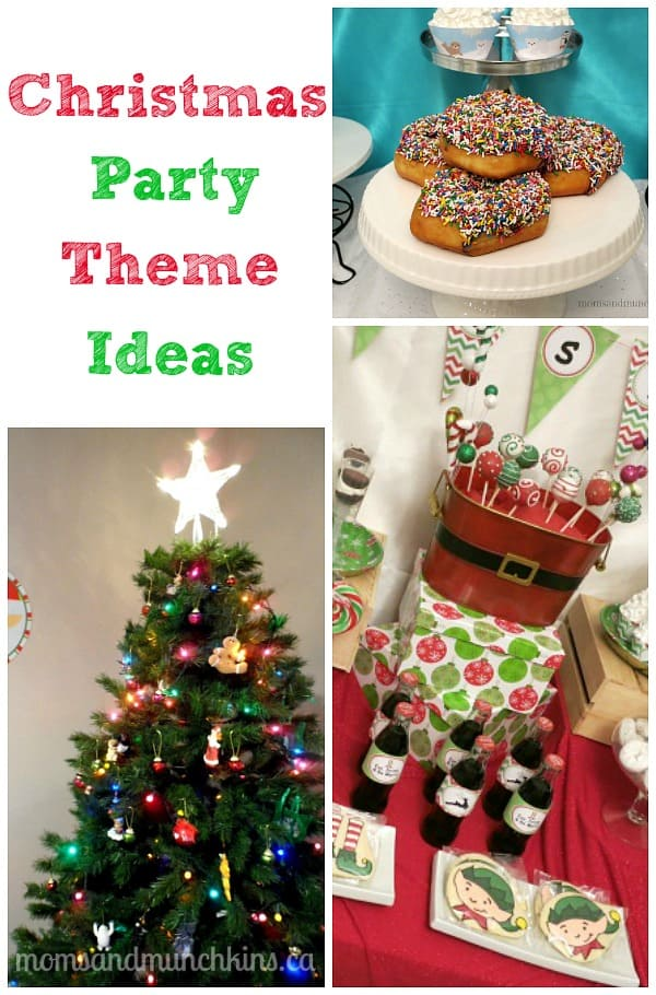 christmas party themes ideas