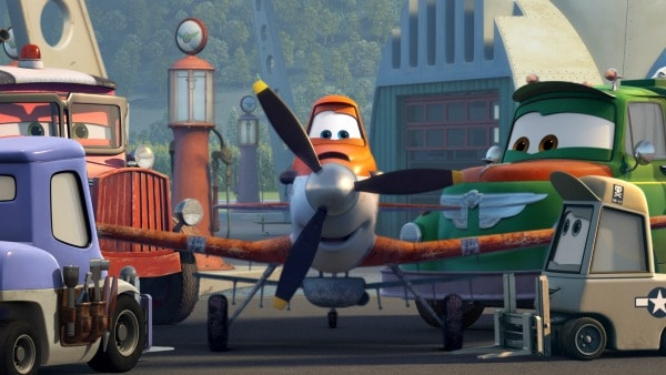 Disney Planes Activities For Kids