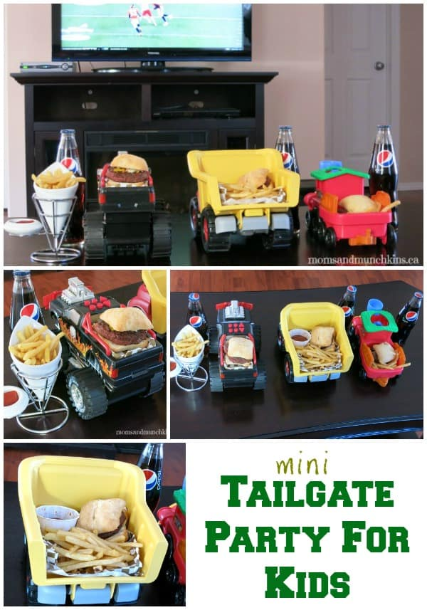 Tailgate Party For Kids