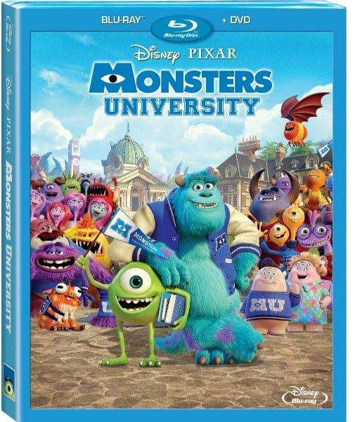 Monsters University Activities