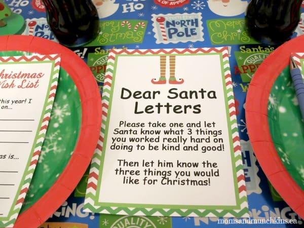 Elf Party in Santa's Workshop - Moms & Munchkins