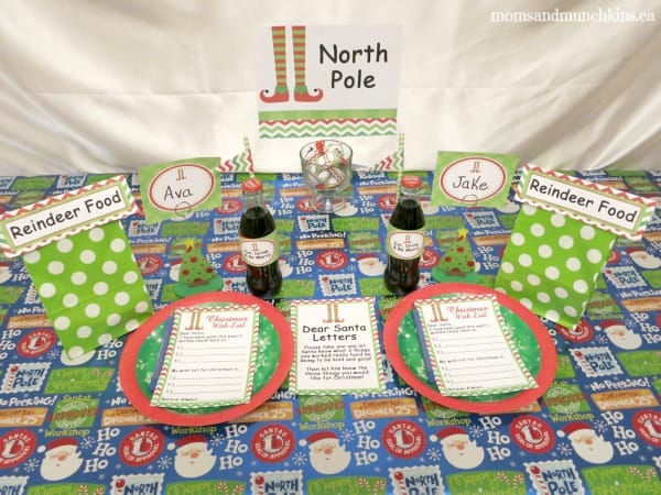 mom and child photo ideas - Elf Party in Santa s Workshop Moms & Munchkins