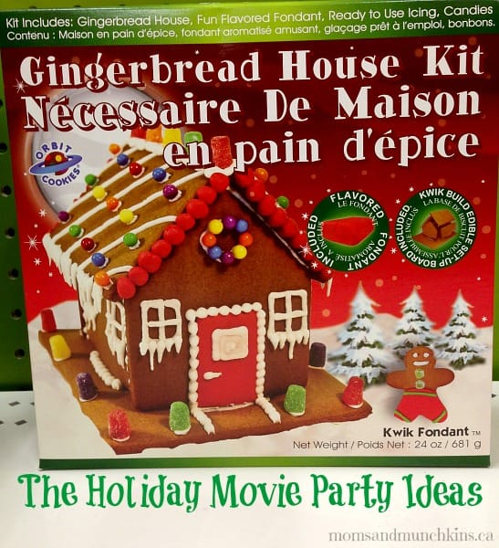The Holiday Movie Party