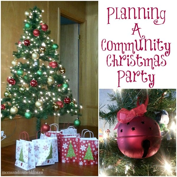 Planning A Community Christmas Party