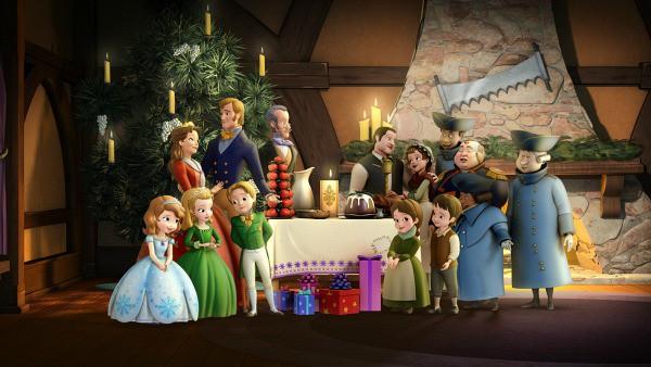 Disney Junior Canada Holiday Specials