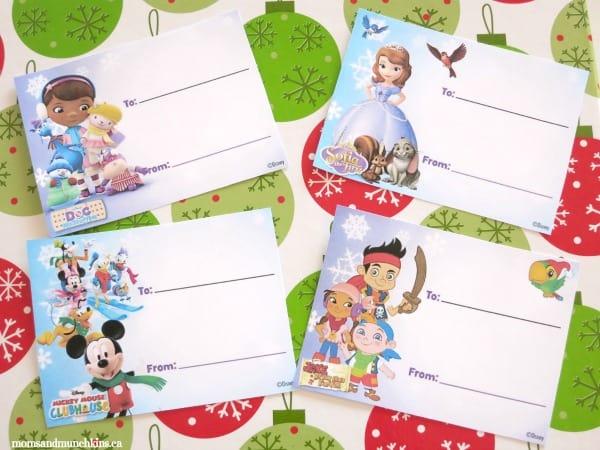 Alfa img - Showing > Disney Gift Tags