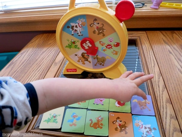 Fisher-Price Learning Games