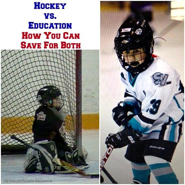 Hockey vs Education