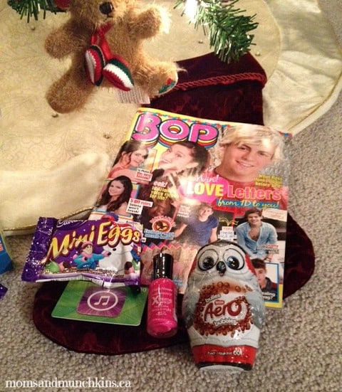 Stocking Stuffer Ideas For Teenagers