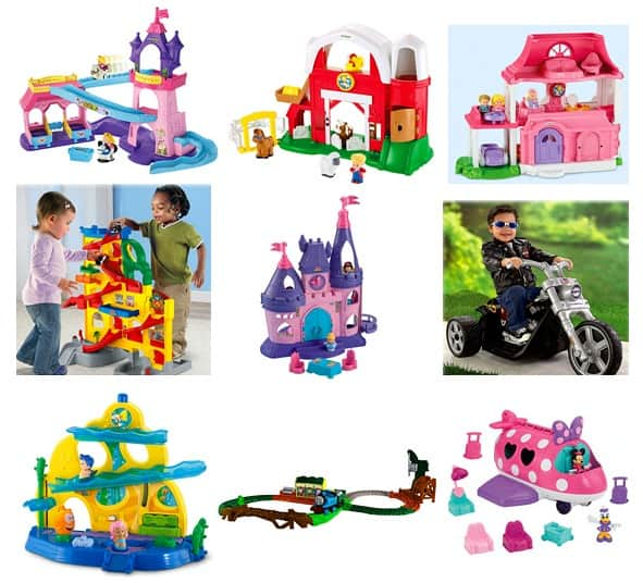 Top Holiday Toys 2013 - Preschoolers