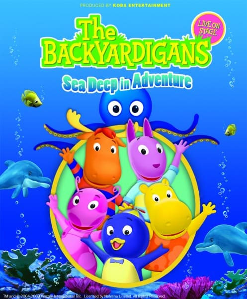The Backyardigans Live In Saskatchewan