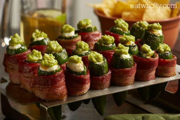 Recipes with Guacamole