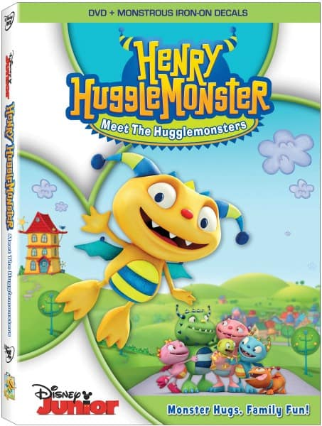 Henry Hugglemonster Activities