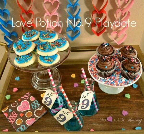 Love Potion Number 9 Playdate