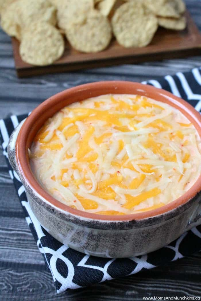 Spicy Mexican Dip