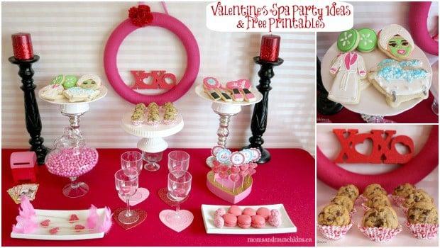 Valentine Party Printables