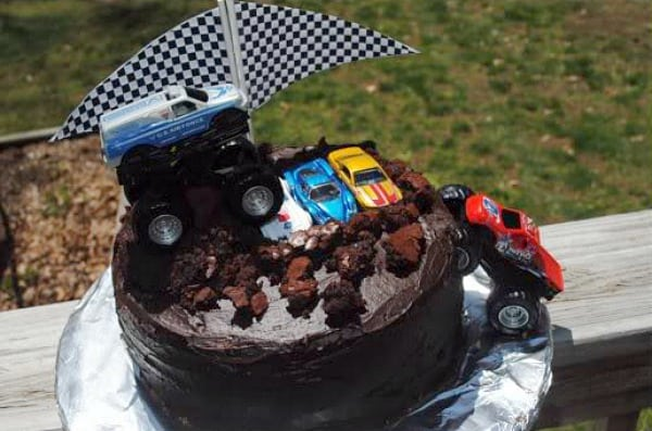 Monster Truck Party Ideas Collection Moms Amp Munchkins