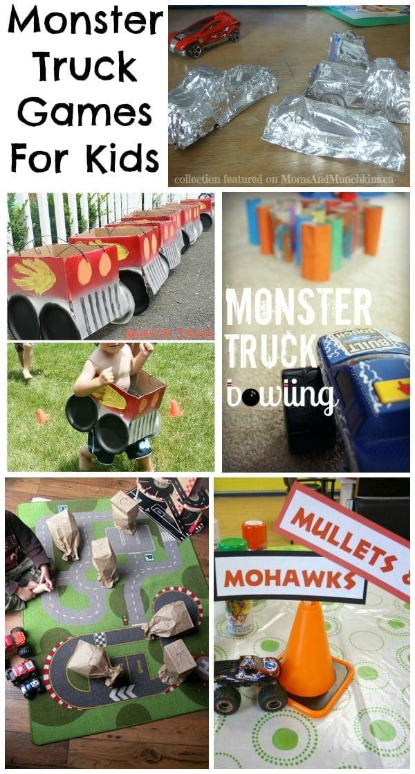 Monster Truck Game for Kids - Apps on Google Play