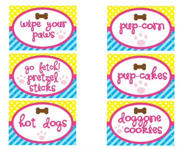 puppy party printables birthday parties  moms  munchkins, Party invitations