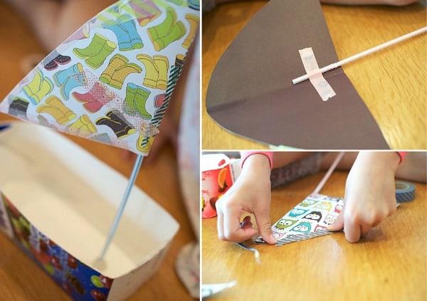 Sailor Crafts for Kids