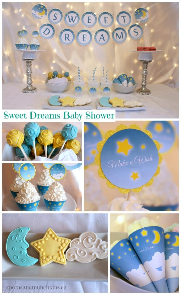 Sweet Dreams Baby Shower