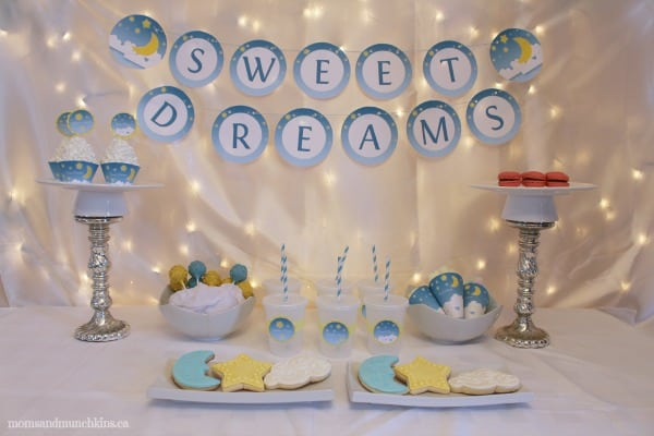Sweet Dreams Baby Shower Calgary S Child Magazine Feature