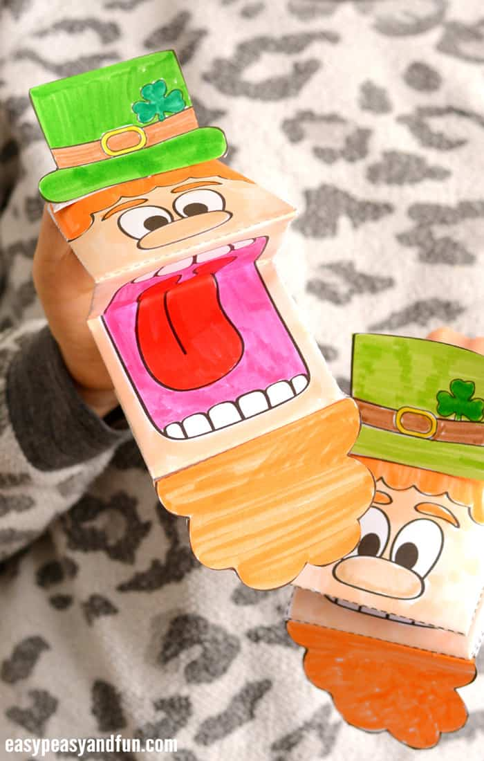 Leprechaun Games for St. Patrick's Day